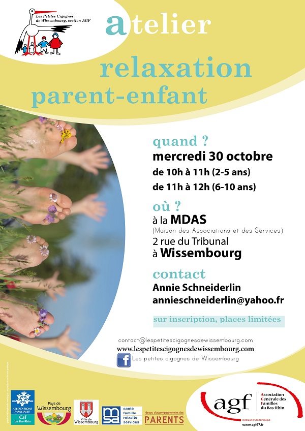 ATELIER RELAXATION oct 2019