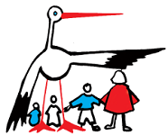 Logo Les Petites Cigognes de Wissembourg Widget